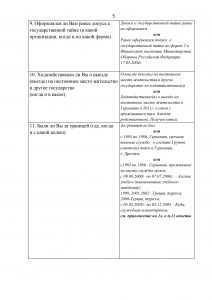 анкета форма 4 бланк